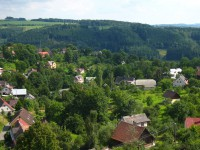 V obci Bozkov využívá tepelné čerpadlo každý desátý