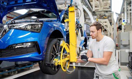 ŠKODA AUTO v roce 2018 ušetřila zhruba 209,6 milionů korun díky inovativním návrhům zaměstnanců