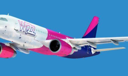 Wizz Air je nejzelenější aerolinka v Evropě, má  nejnižší emise mezi evropskými aerolinkami
