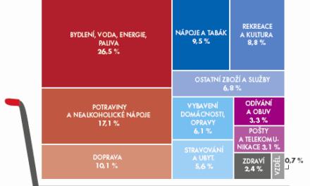 Inflace. Jak a proč se v Česku počítá