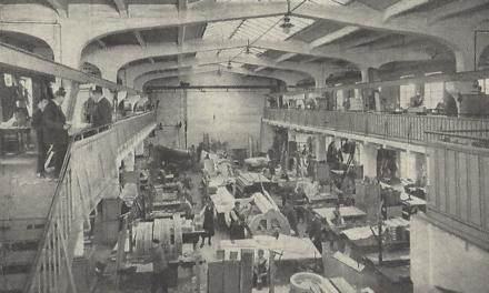 Řemesla a továrny jindy a nyní