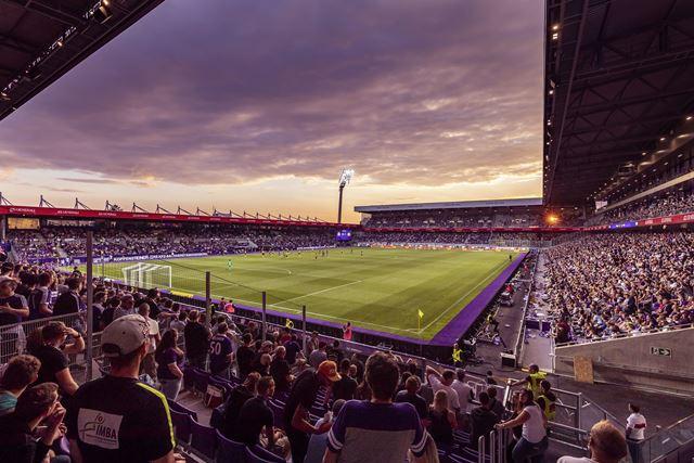 FK Austria má chytrý stadion