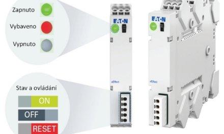S novým elektronickým jističem PXS24 vstupuje společnost Eaton do nové éry monitorování stejnosměrného (DC) proudu