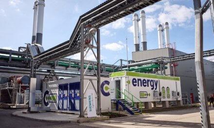Největší bateriové úložiště v ČR je v Plané