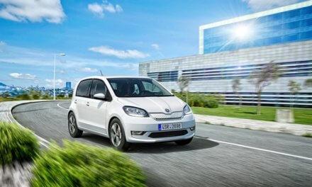 ŠKODA CITIGOe iV sebevědomě vstoupila na český trh, zaváděcí série 500 vozů byla rychle vyprodána