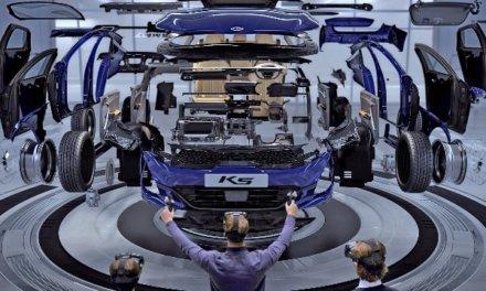 Hyundai a Kia představují systém pro posuzování designu ve virtuální realitě