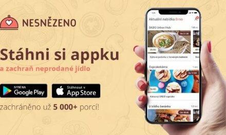 Aplikace na záchranu jídla Nesnězeno.cz míří do světa díky vítězství v soutěži E.ON Energy Globe