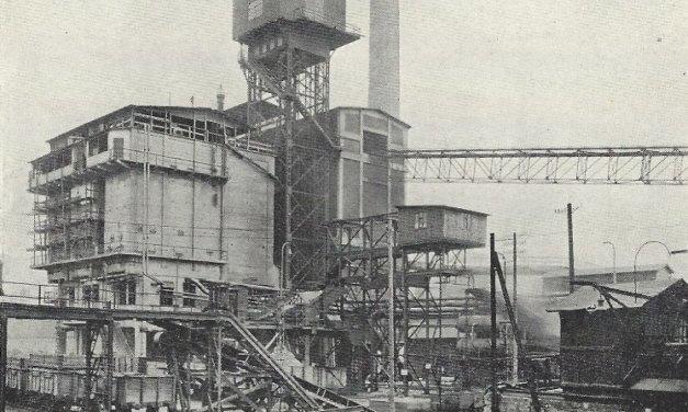 Chemické zpracování uhlí