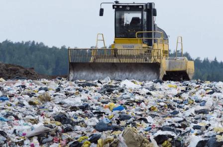 Česko v roce 2019 vyprodukovalo 37 mil. tun odpadu