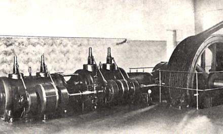 Parní stroj ve XX. století
