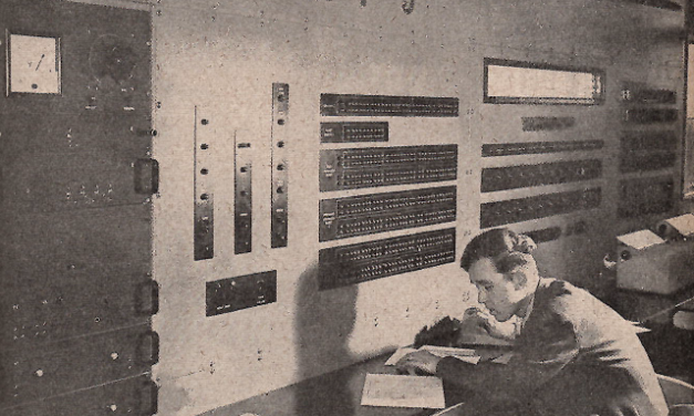 SAPO – první československý samočinný počítač