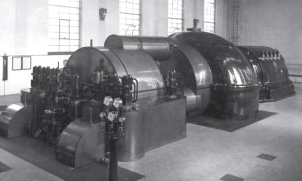 Parní elektrárny a teplárny