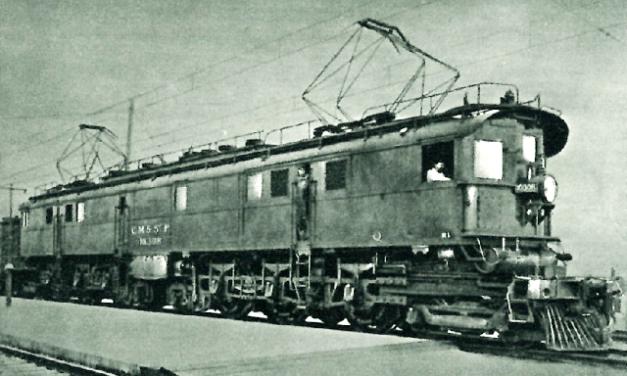 Elektrické dráhy ve XX. století