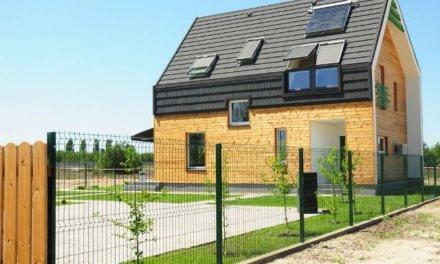 Rodinné domy musí být od ledna energeticky úspornější. Přísnější pravidla už ale velká část nových staveb splňuje