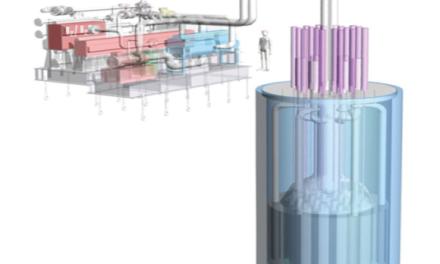 První český malý modulární jaderný reaktor byl patentován
