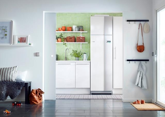 Díky ventilačnímu tepelnému čerpadlu výrazně snížíte náklady na vytápění, a navíc budete dýchat čerstvý vzduch