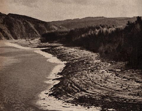 Než se naplní Orlická přehrada