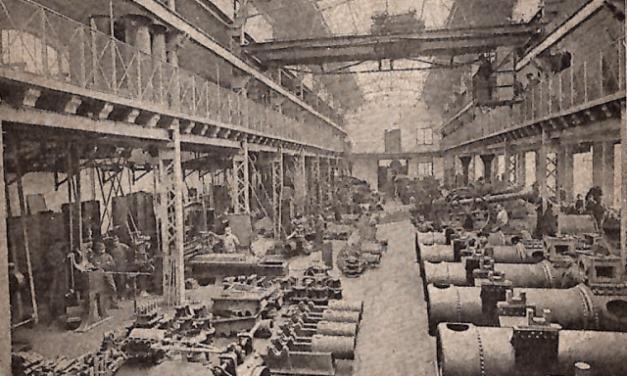 Výroba hospodářských strojů