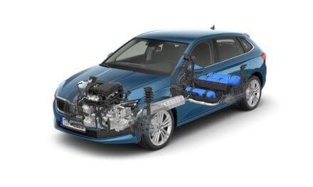 Ekologičtější, s nízkými náklady a okamžitě dostupné. Motory na zemní plyn v modelech G-TEC značky ŠKODA