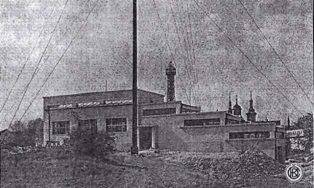 Před 130 lety vznikl projekt lanovky na Petřín, měla jezdit na vodu