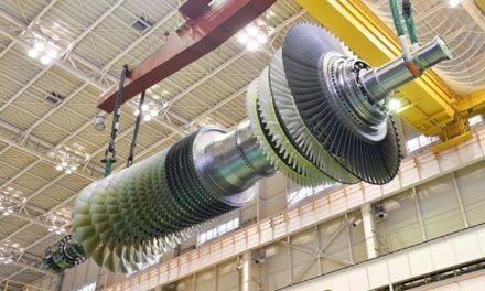 Flotila plynových turbín MHPS řady J dosahuje jednoho milionu komerčních provozních hodin