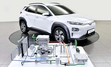 Nové tepelné čerpadlo koncernu Hyundai-Kia zvyšuje hospodárnost elektromobilů