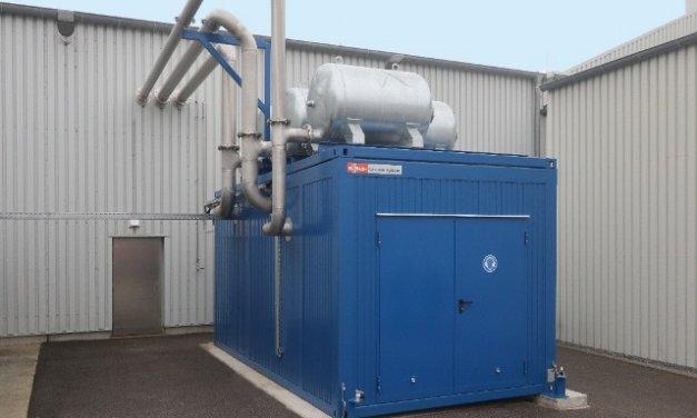 Energeticky účinné a bezpečné balení díky centralizované dodávce vakua