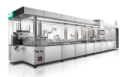 Pokročilé integrované automatizační řešení zvyšuje výrobní kapacitu a kvalitu a drží kontaminaci na uzdě