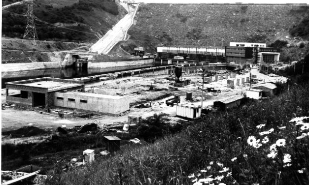 Výstavba energetických zařízení (1949-1989)