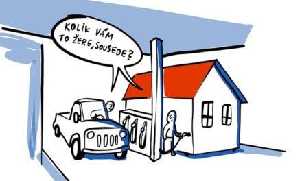 Spotřebu auta zná každý. Ale jakou spotřebu má váš dům?
