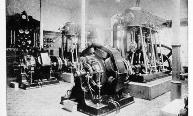 První pražské elektrárny