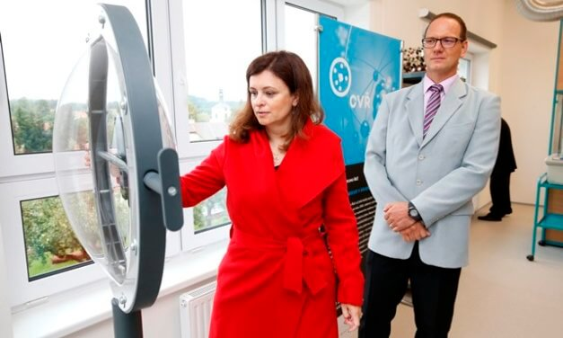 Nové zařízení na odkalování odpadní vody a její zpětné navrácení do přírody ušetří městům a obcím na spotřebě elektrické energie, chemikálií a údržbě až 60 %