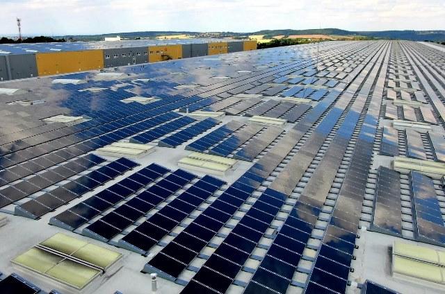 Česko potřebuje nové průmyslové solární instalace