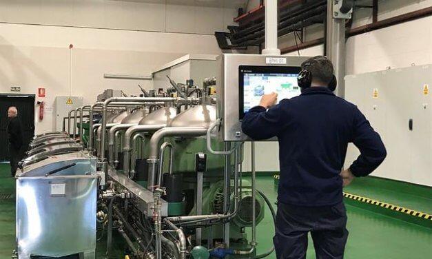 Conde de Benalúa se stává díky implementaci Connected Oil Mill 4.0 průkopníkem digitalizace ve výrobě oleje