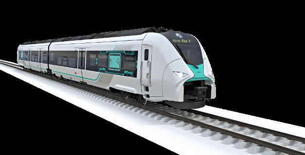 Společnosti Siemens Mobility a Siemens Energy spolupracují v oblasti vývoje technologií pro aplikaci vodíku v dopravě