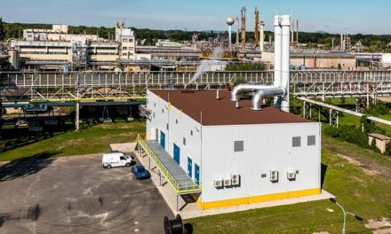 Spolana spustila novou plynovou teplárnu za 200 milionů a výrazně snížila emise