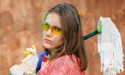 Úklid mopem na pracovištích není úklid, pouze rozetře špínu, eliminaci bakterií a virů nezajistí už vůbec. Dalším slabým místem a roznašečem virů jsou ale také vysoušeče rukou či vzduchotechnika