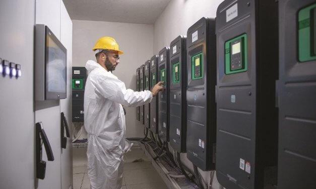 Sofistikovaný, výborně zabezpečený a mimořádně úsporný měnič Altivar Process 600 od Schneider Electric byl oceněn jako 1 z 1000 nejšetrnějších řešení pro planetu