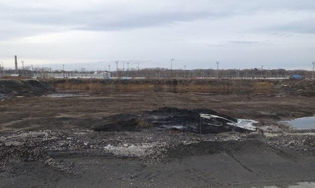 Hlavní etapa sanace ostravských lagun končí, všechny kaly jsou odvezeny