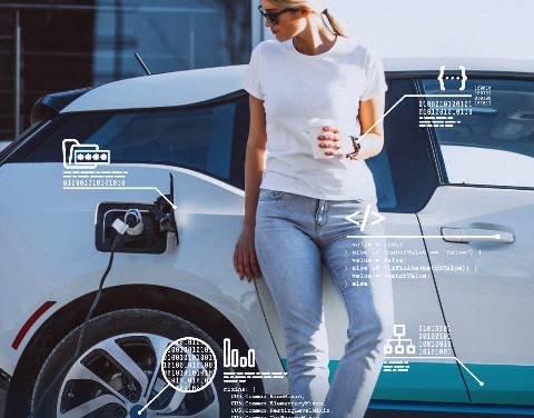 Chytří pomocníci hledají volná parkovací místa či nabíjecí stanice Aplikace ChargeUp a Zaparkuj.to od Unicornu pomáhají řidičům i vedení města