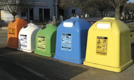 Kontejnery na odpad musí splňovat technické parametry