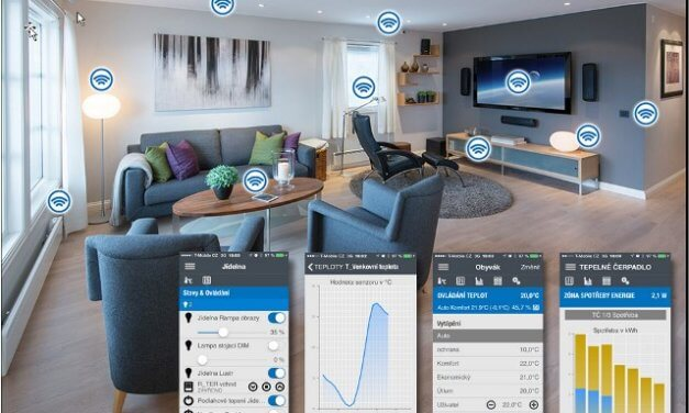 Společnost Eaton se zúčastní Stavebního veletrhu on-line se svým řešením chytré instalace