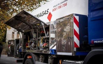 V Česku se loni prodalo Bio LPG v objemu, který odpovídá ročním prodejům běžné LPG čerpací stanice