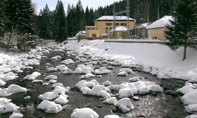Malé vodní elektrárny ČEZ loni zvedly výrobu o 16 % a přepisovaly rekordní tabulky, i díky modernizacím