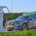 IONITY otevřela na dálnici D1 u čerpacích stanic OMV další dvě rychlodobíjecí