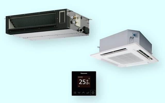 Komerční jednotky PACi NX nabízí skvělou účinnost při chlazení i vytápění a zvýšenou kvalitu vzduchu