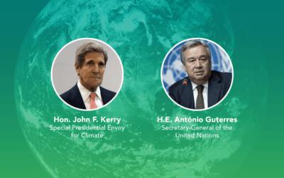 USA se v pátek připojí k Pařížské klimatické dohodě
