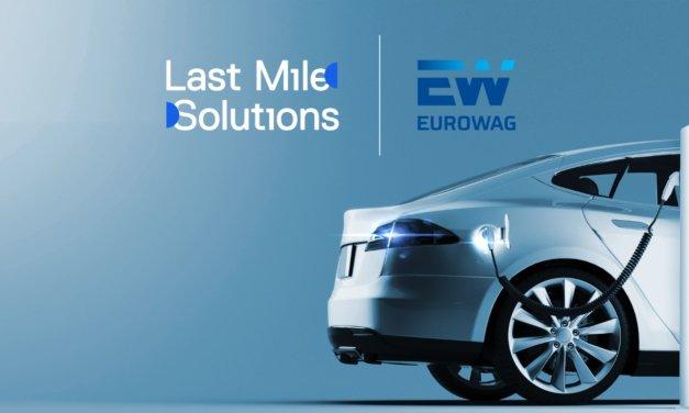 Společnost Eurowag spojila síly s Last Mile Solutions a posiluje svoji divizi eMobility