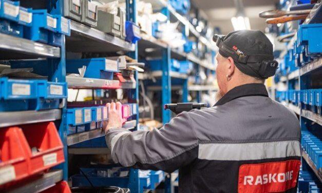 TOUGHBOOKY pomáhají společnosti Raskone na cestě k úspěchu