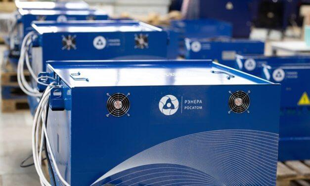 Rosatom koupil 49 % akcií jihokorejského výrobce lithiových akumulátorů